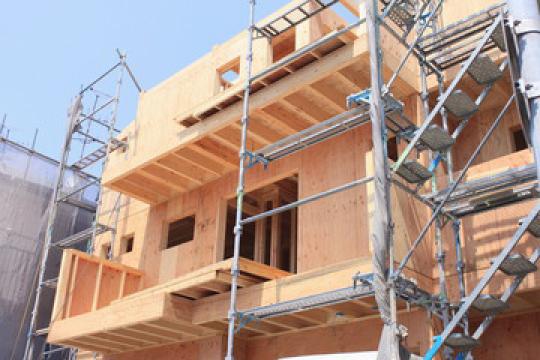 新築よりも低価格で工事を行うことができる