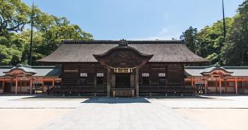 【しまなみ海道 大山祇神社】
