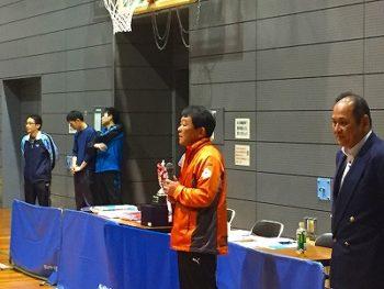 マルコシ杯卓球大会