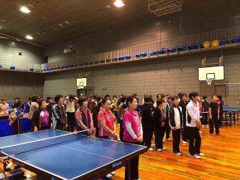 第4回マルコシ杯卓球大会